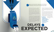 Delays Expected